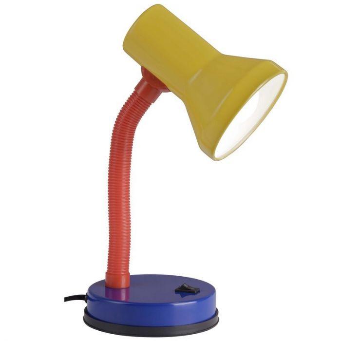 Meerkleurig bureaulamp Lisah