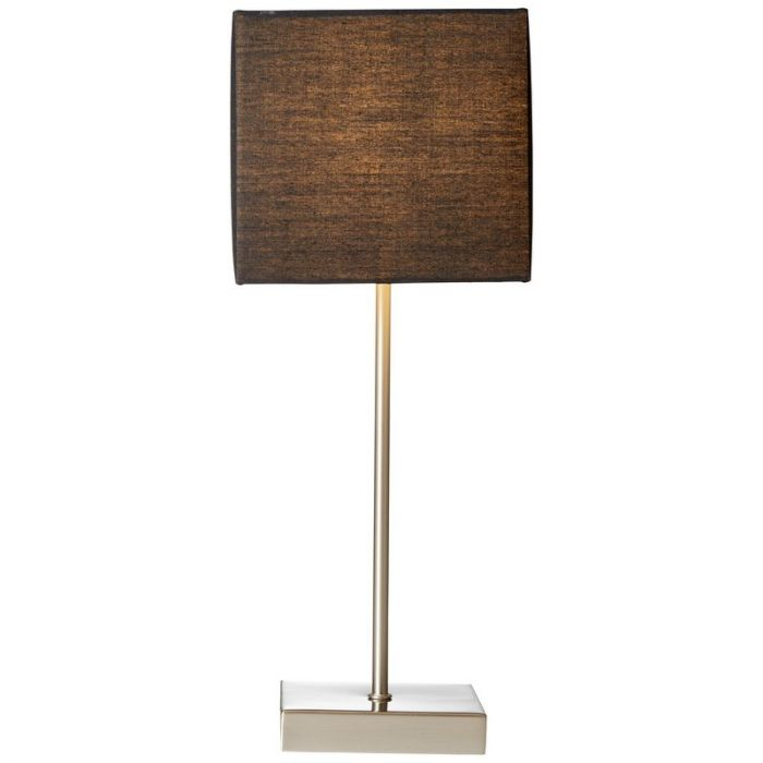 Anthracite tafellamp Marjanne