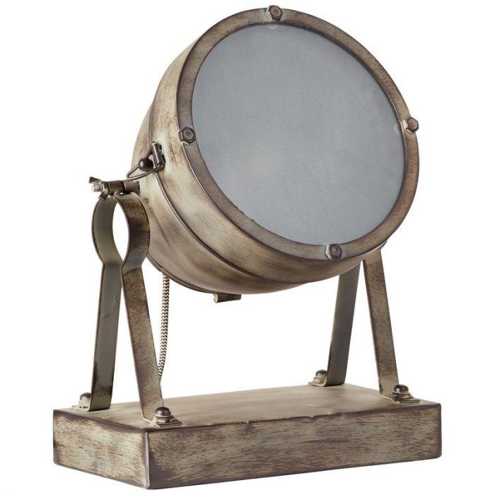 Tafellamp Jwan - Zwart