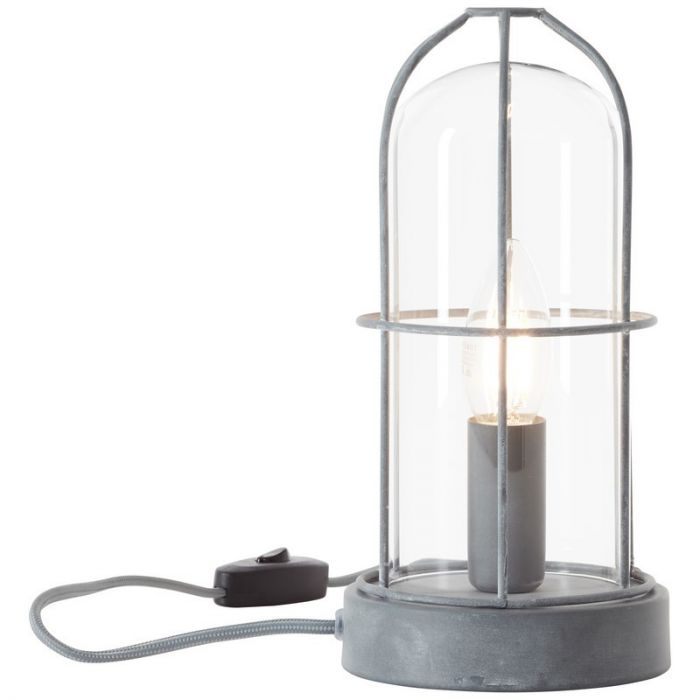 Tafellamp Kaeden - Beton Grijs