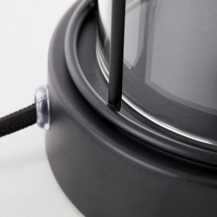 Tafellamp Kaela-Amore - Zwart