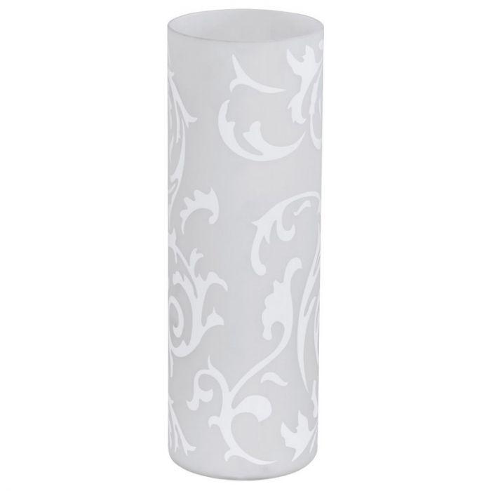 Middo XL tafellamp Glas met sierlijke vormen