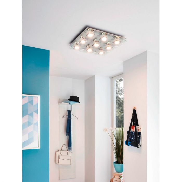 Sky plafondlamp modern design groot