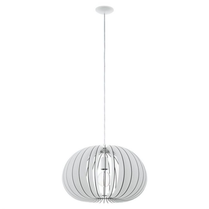 Hanglamp Pogalli Wit hout