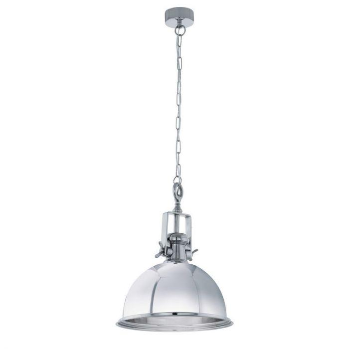 Abdelhadi hanglamp - Chroom