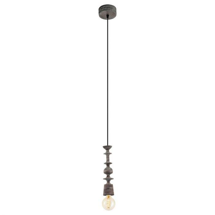 Abel hanglamp - Patina Zwart