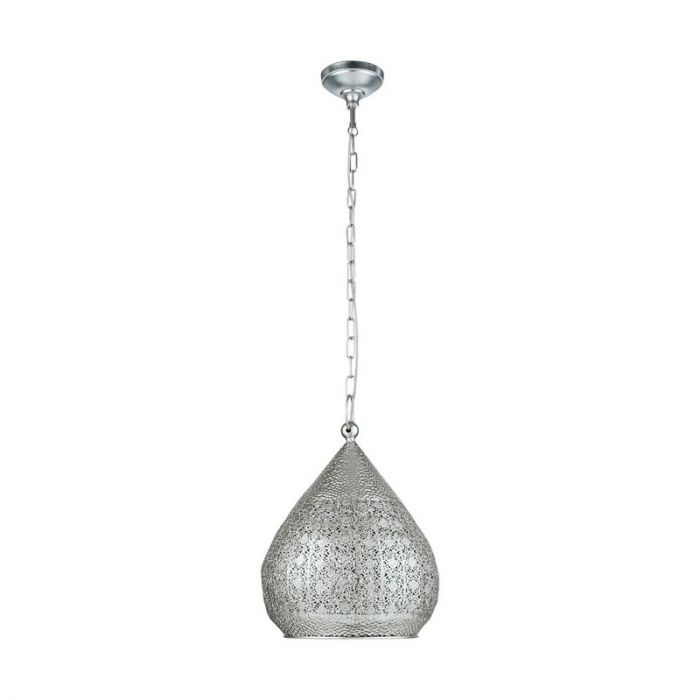 Adriaantje hanglamp - Zilver