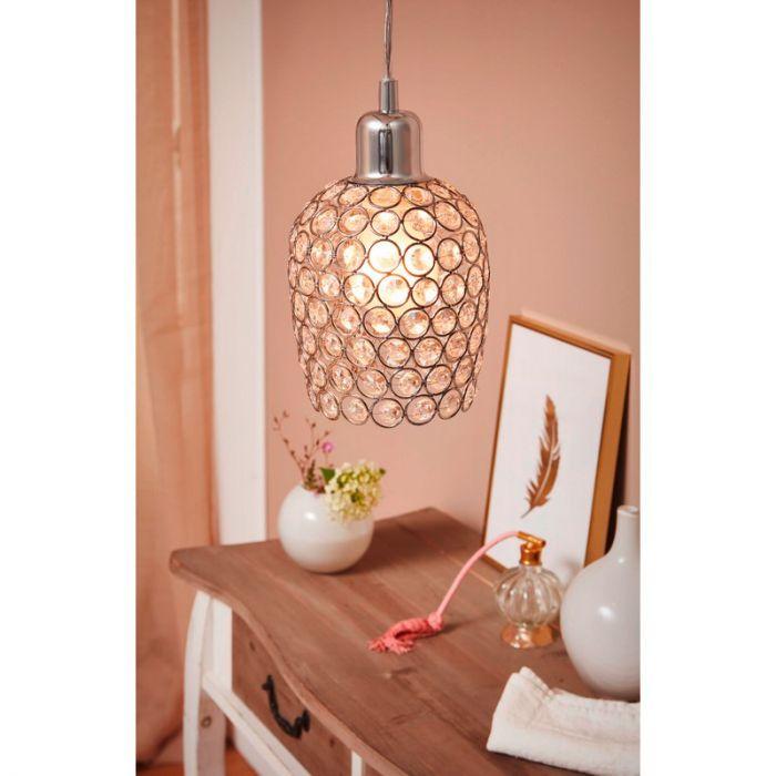Alphonsus hanglamp - Chroom