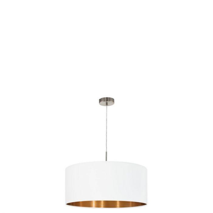 Andre hanglamp - Nikkel-Mat