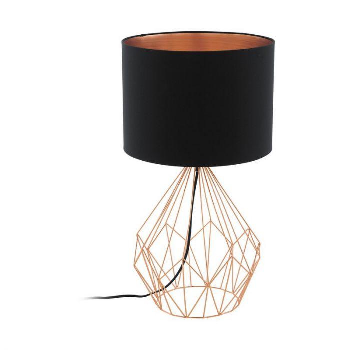 Anieke tafellamp - Koper