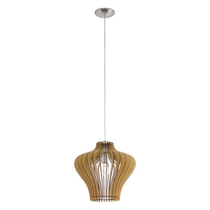 Ann hanglamp - Nikkel-Mat