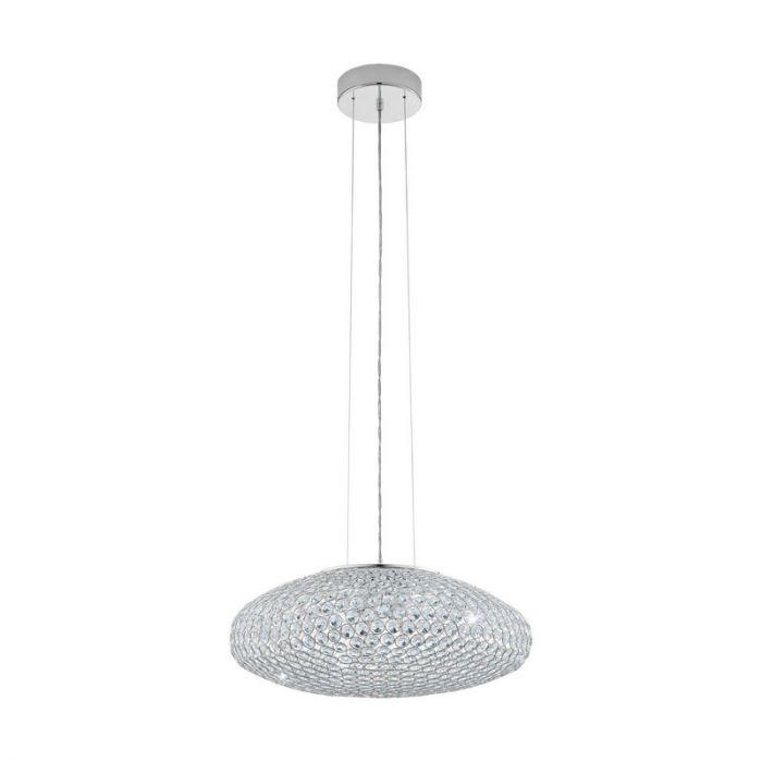 Anne-Britt hanglamp - Chroom