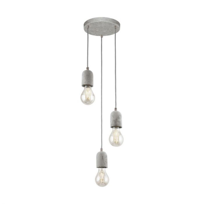 Antoni hanglamp - Grijs