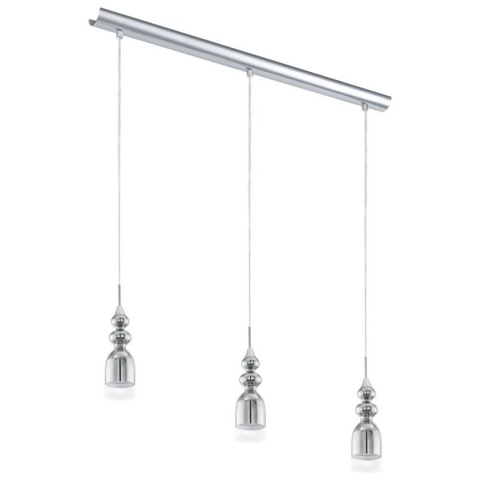 Arabella hanglamp - Chroom