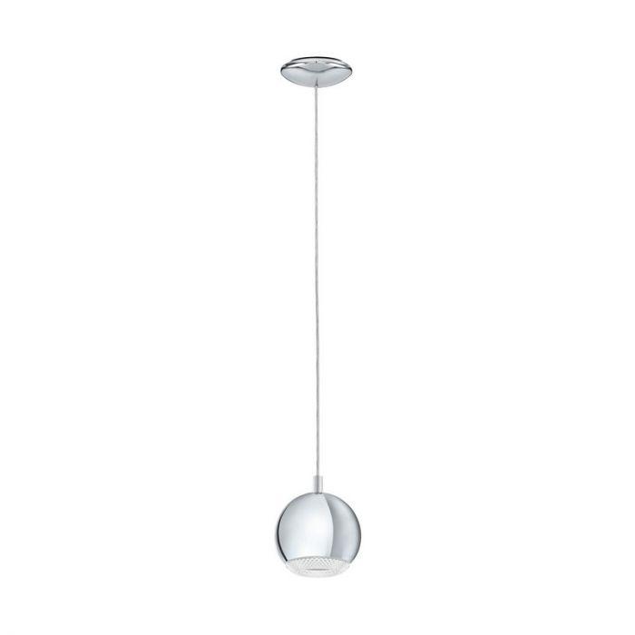 Ayca hanglamp - Chroom