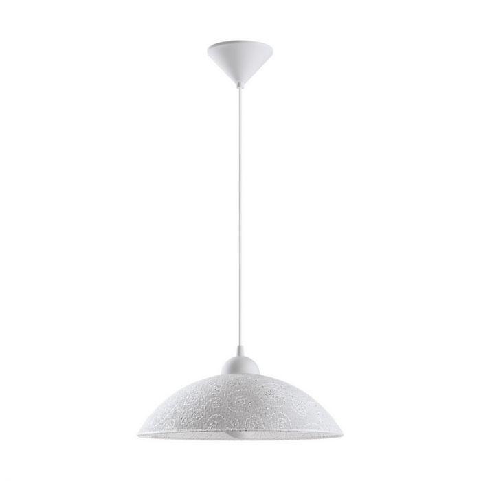 Ben hanglamp - Wit