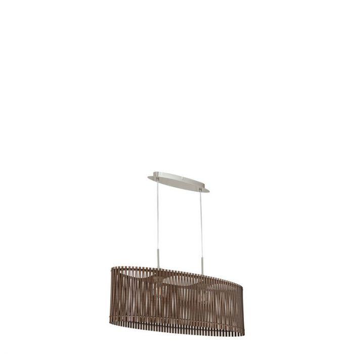 Bertine hanglamp - Nikkel-Mat