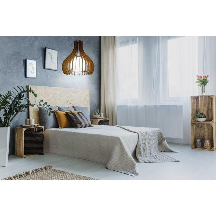 Bettina hanglamp - Nikkel-Mat