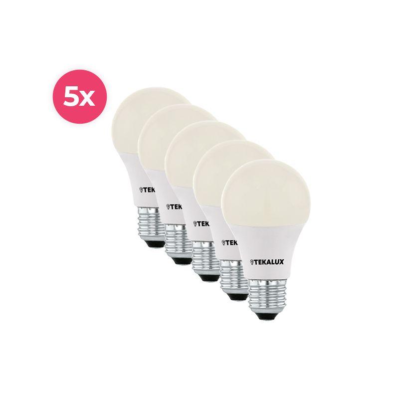 Voordeelverpakkingen E27 lampen