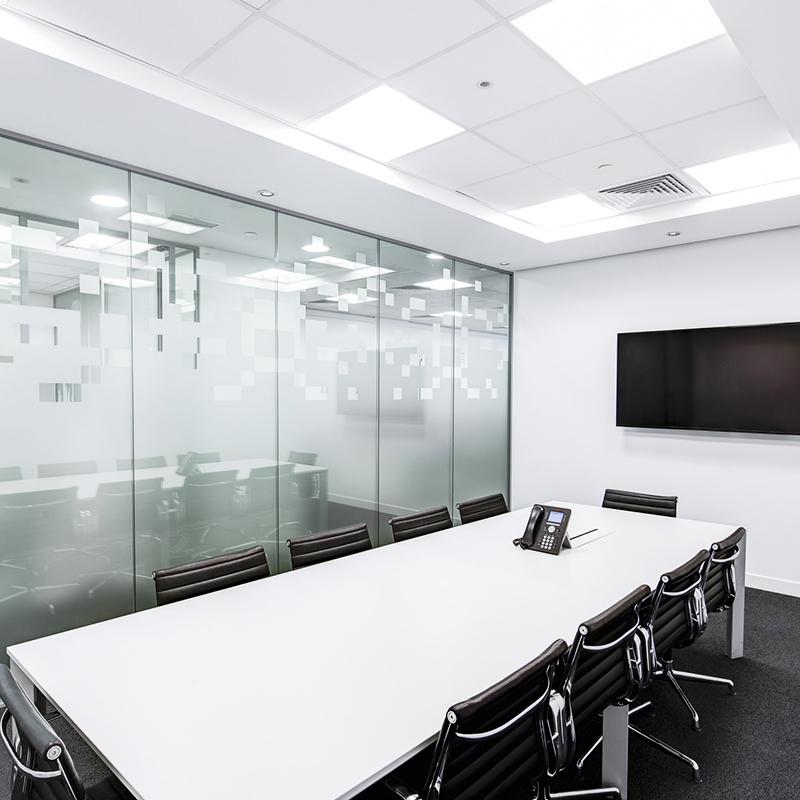Koud witte LED panelen (6000-6500K)