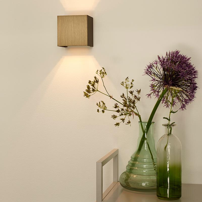Up-down wandlampen