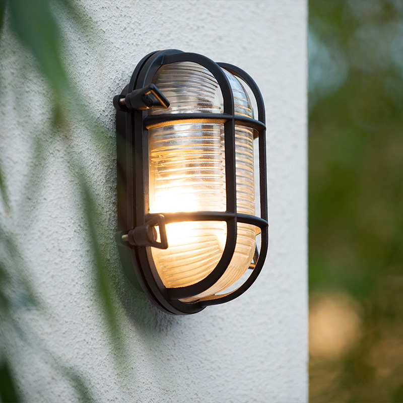 LED buiten wandlampen