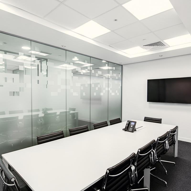 Neutraal witte LED panelen (4000K)