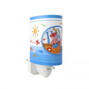 Babykamer stopcontactlampen