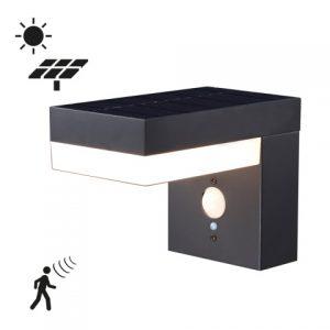 Buitenverlichting op zonne-energie